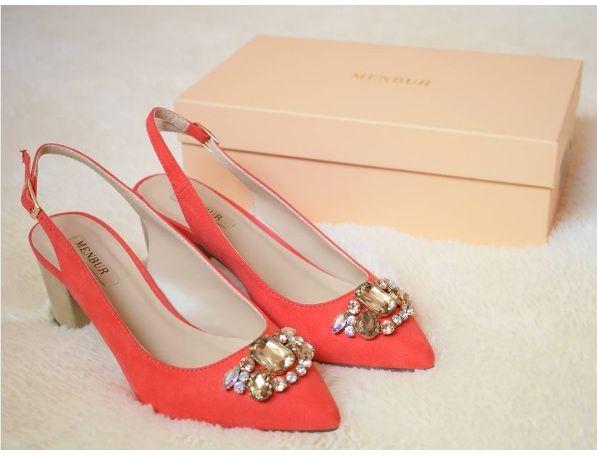 ROMA zapatos Menbur