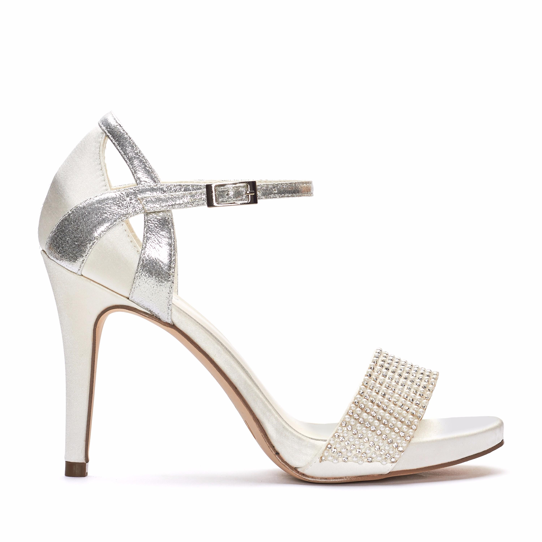 d0767fd6 Zapatos De Novia Plateados Zapatos Novia Online: Comprar Zapatos De Novia,  Más De 300 Referencias . Menbur