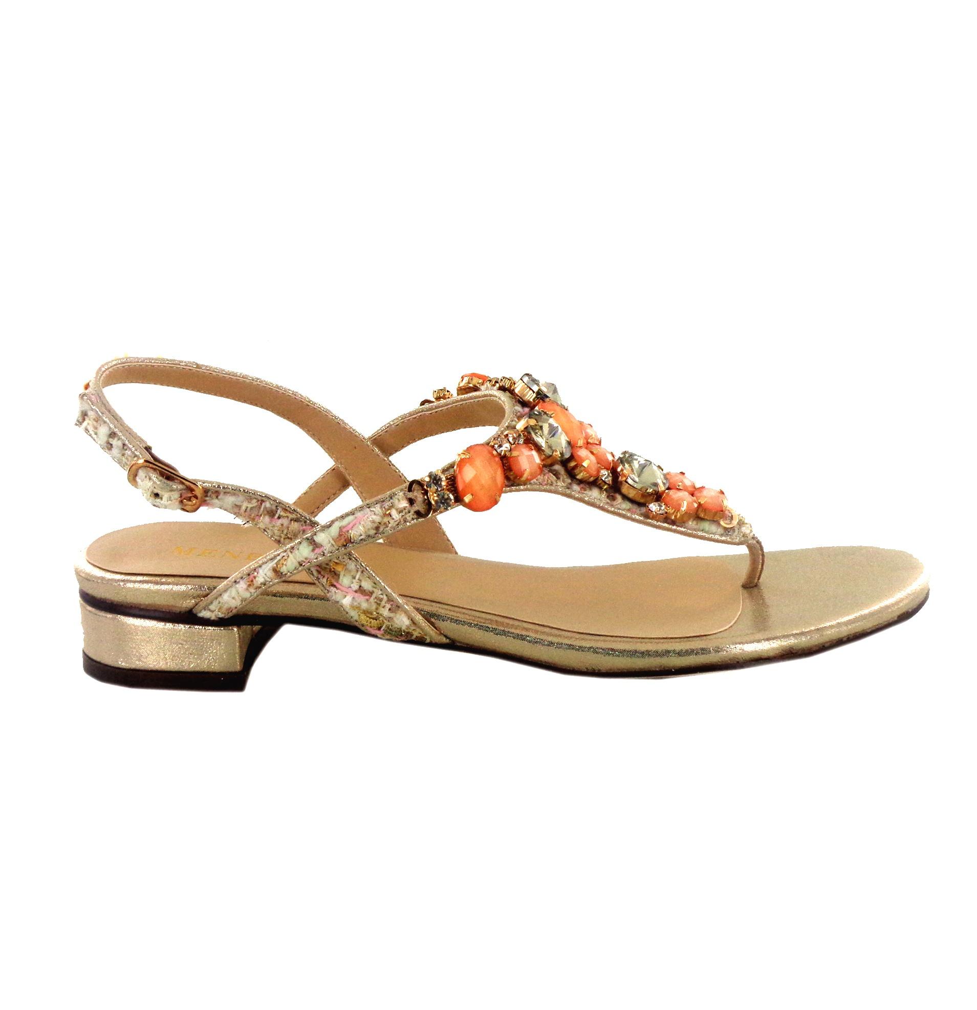 Abril shoes SandaliasCueroBlanco Envío gratis Auténtico ZkLdAHSZ